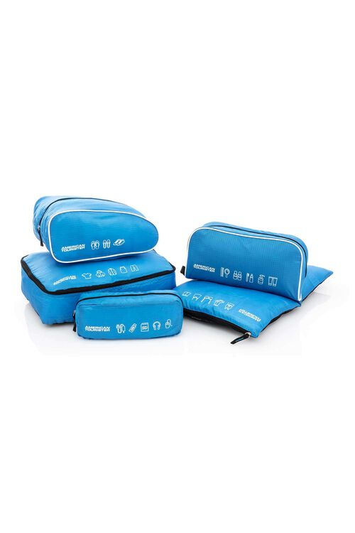 AT ACCESSORIES 5-in-1 TRAVEL POUCHES  hi-res | American Tourister